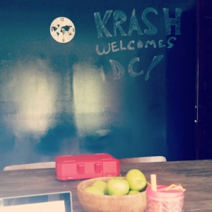 Krash Workspace