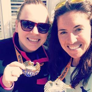 triathlon finishers